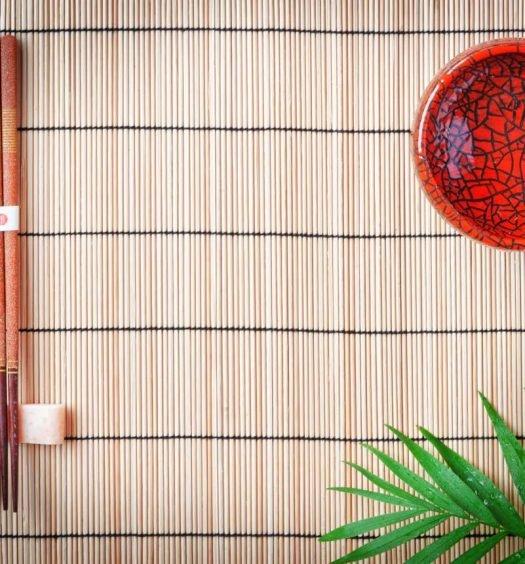 comida japonesa - capa