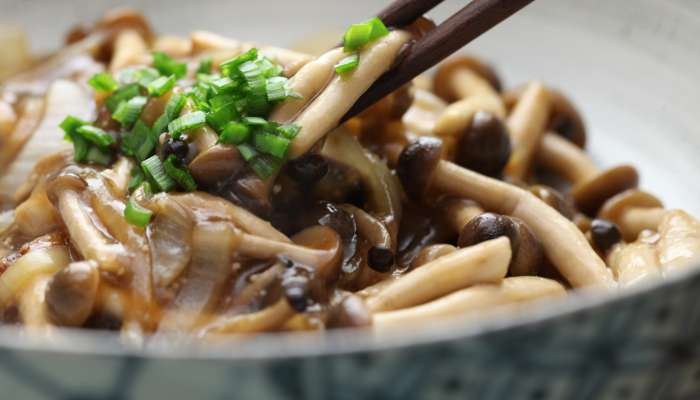 comida japonesa - shimeji