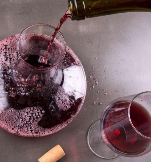 decanter de vinhos - capa