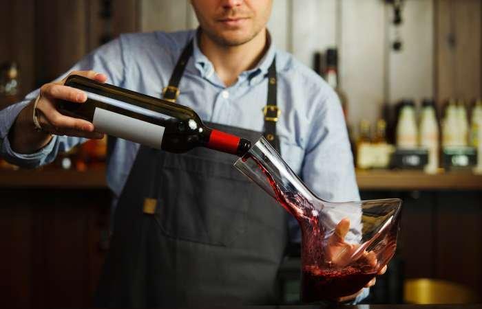 decanter de vinhos - texto 2
