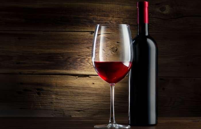 tipos de garrafas de vinho - borgonhesa