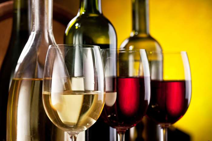 tipos de garrafas de vinho - características