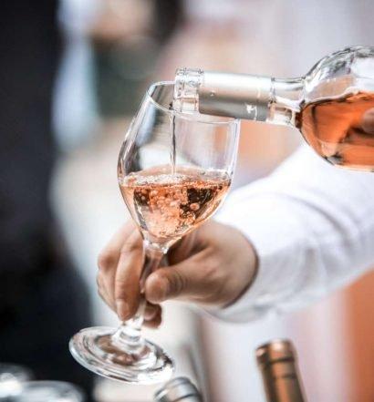 vinho rosé - capa