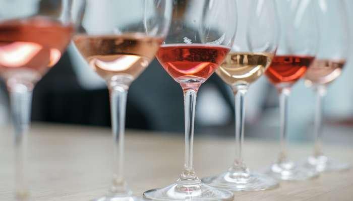 vinho rosé - tipos