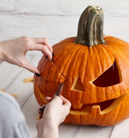 abóbora de halloween - capa
