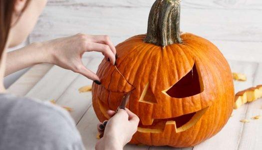 Como fazer uma abóbora de Halloween?