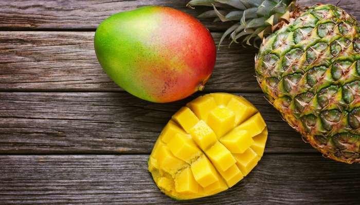 legumes da estação - frutas