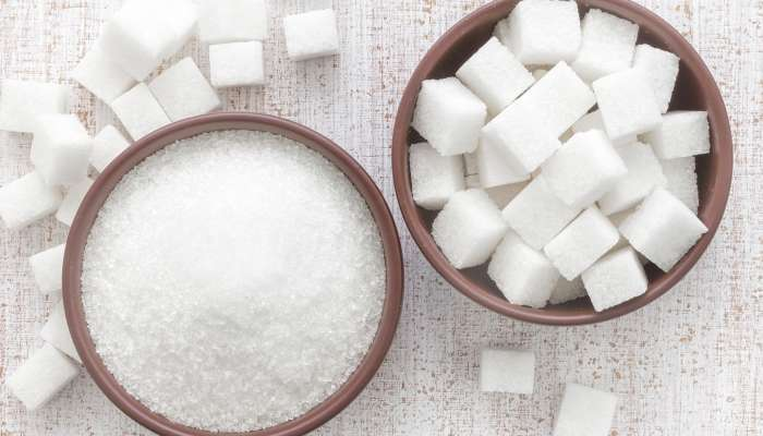 tipos de açúcar - refinado