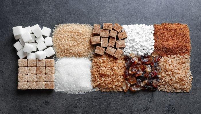 tipos de açúcar intro