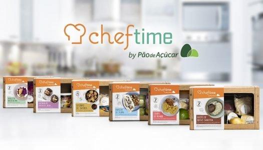 Um novo jeito de cozinhar: conheça os kits Cheftime by Pão de Açúcar