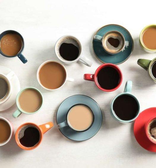 café forte ou fraco - capa