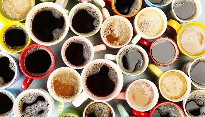 café forte ou fraco - cor