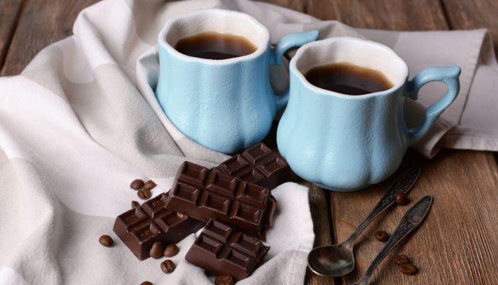 preparar um café perfeito chocolate