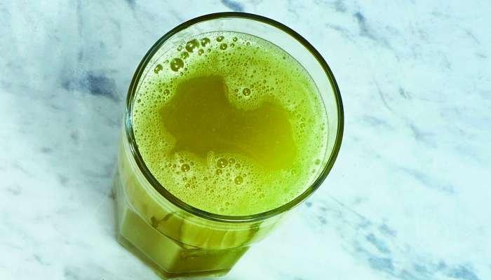 sucos coloridos - verde
