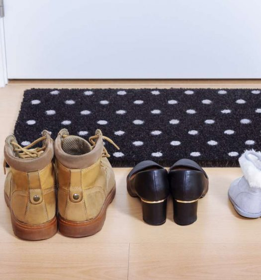 tirar os sapatos - capa