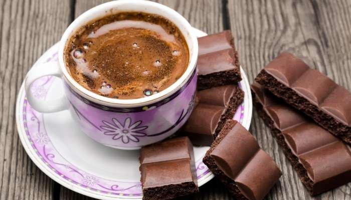 harmonização de café - chocolate