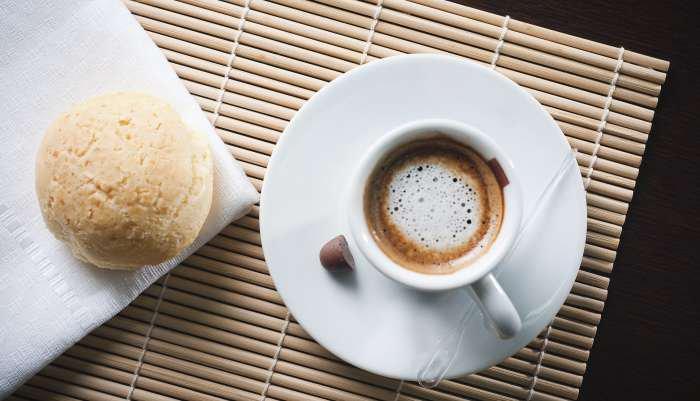 harmonização de café - salgados