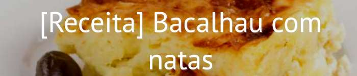 receitas com bacalhau - 4