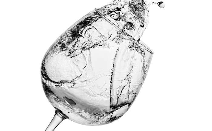 tipos de copos - água
