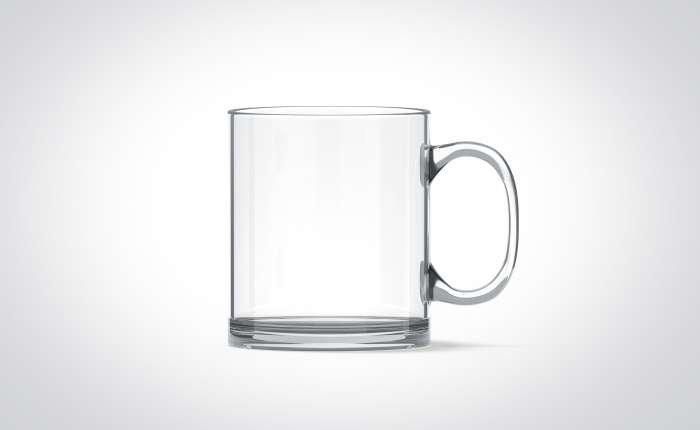 tipos de copos - caneca