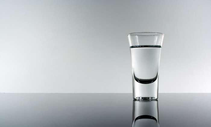 tipos de copos - licor