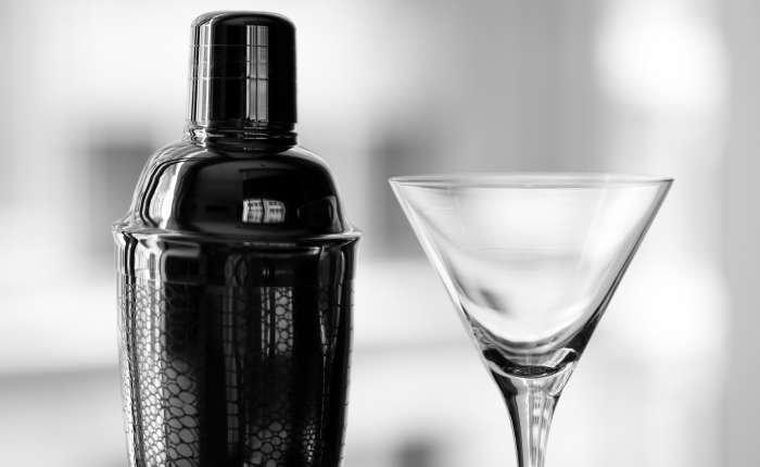 tipos de copos - martini