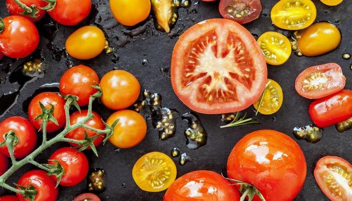 curiosidades sobre o tomate tipos