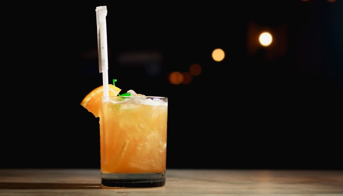 drinks com rum - mai tai