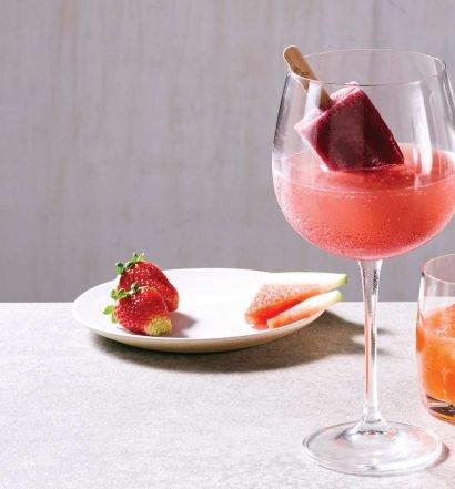 gin popsicle - capa