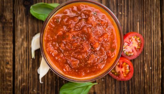 [Receita] Molho de tomate básico