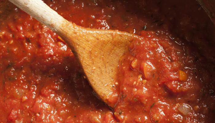 molho de tomate - receita