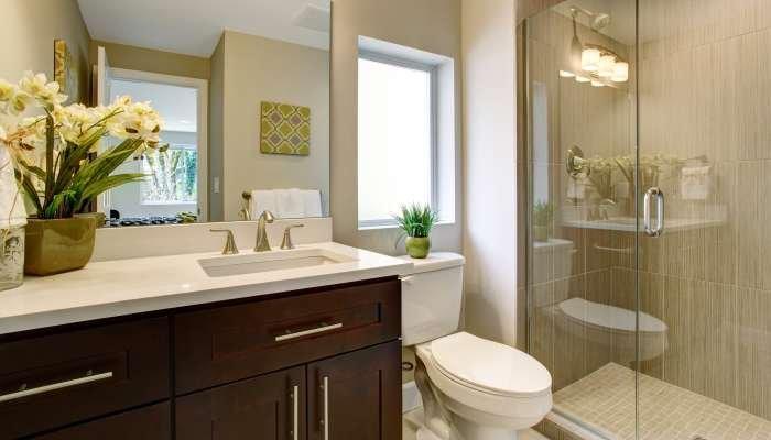 organizar a casa - banheiro