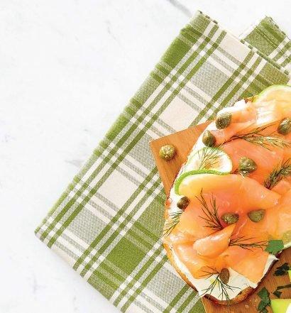 tapas de salmão - capa