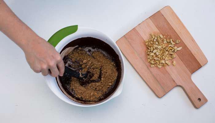brownie funcional Passo 2