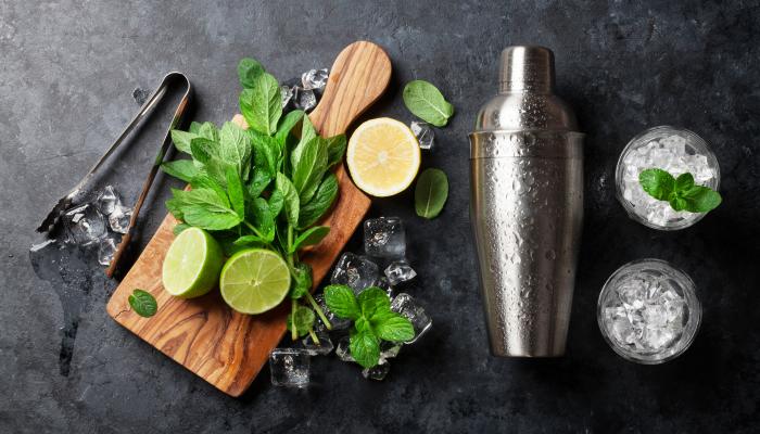 drink perfeito - ingredientes frescos