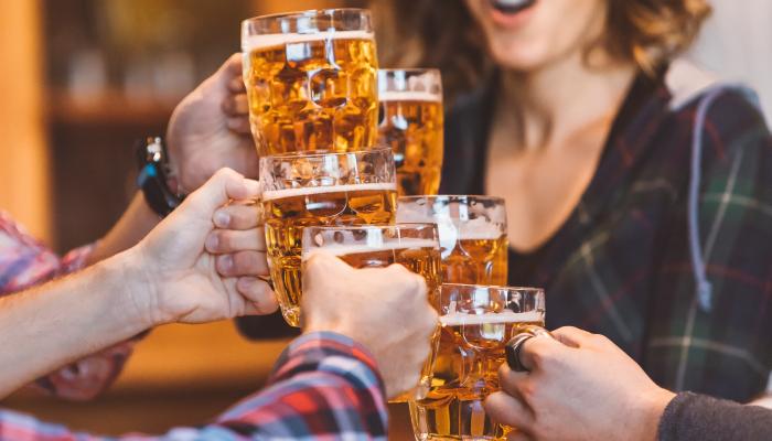melhor cerveja - aniversário