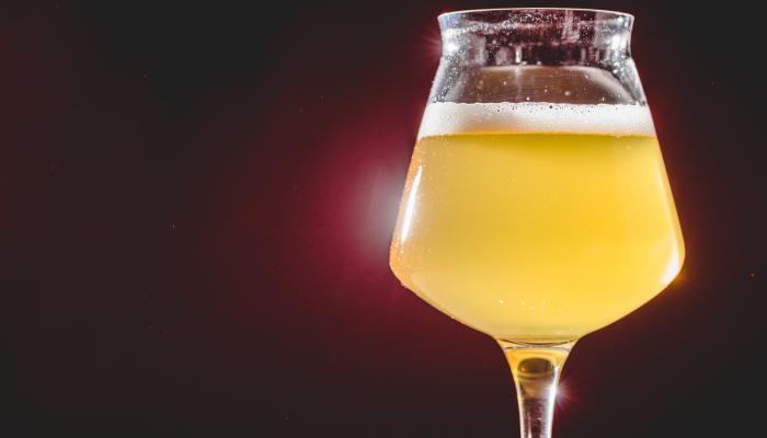 melhor cerveja - jantar