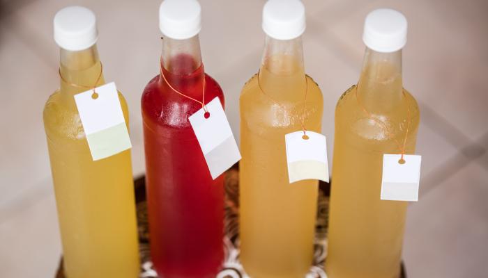 receitas de kombucha - suco