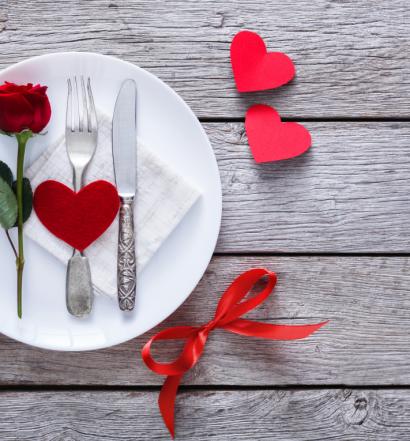 valentine's day - capa