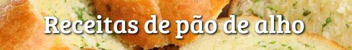 banner pão de alho