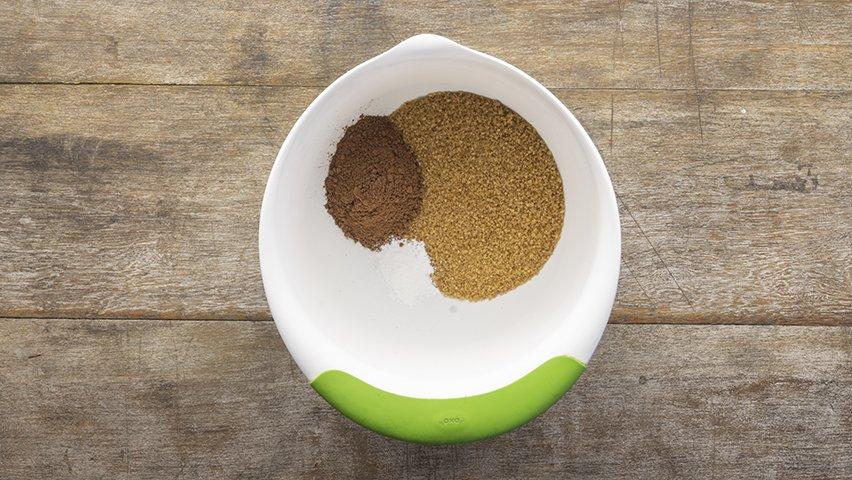 brownie funcional - passo 3