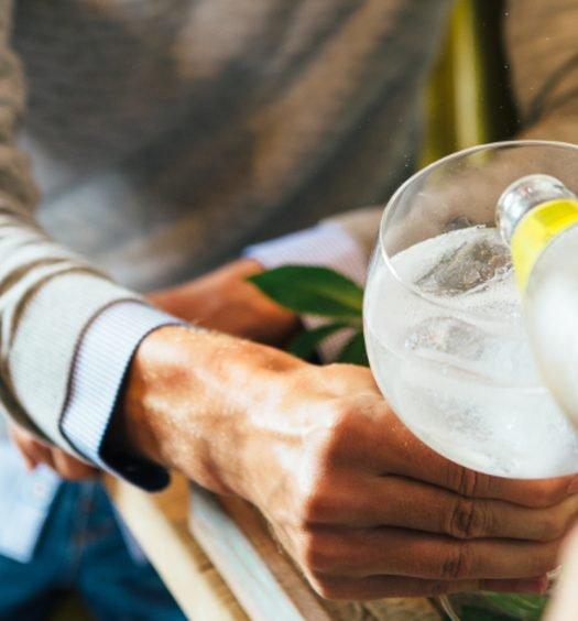 drinks com água tônica - capa
