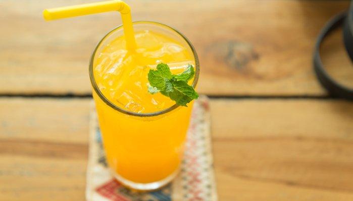 drinks com água tônica - mimosa
