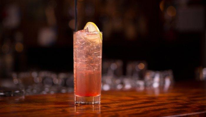drinks com água tônica - pink