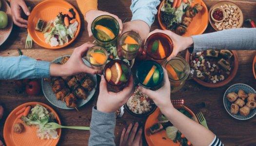 Como fazer a harmonização de comidas e bebidas?