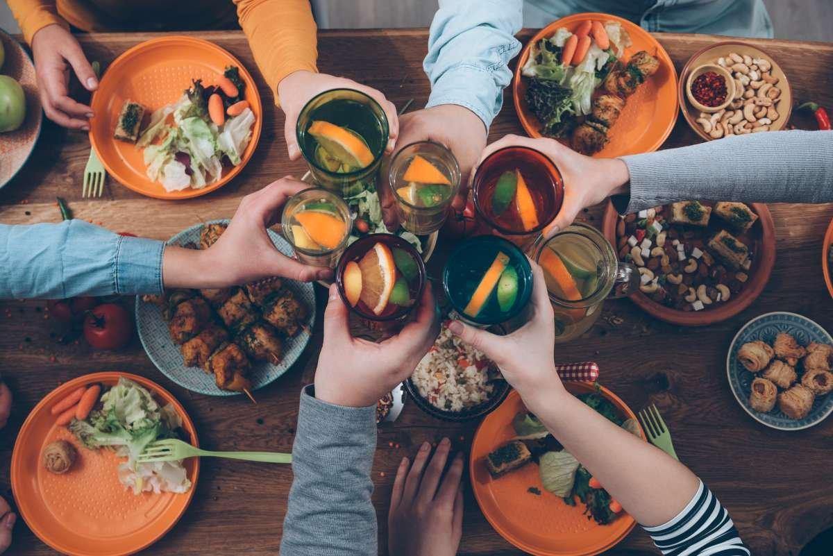 harmonização de comidas e bebidas - capa
