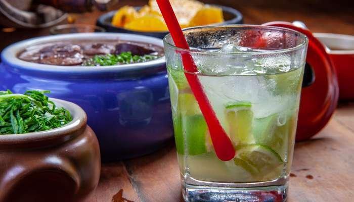 harmonização de comidas e bebidas - drinks cítricos