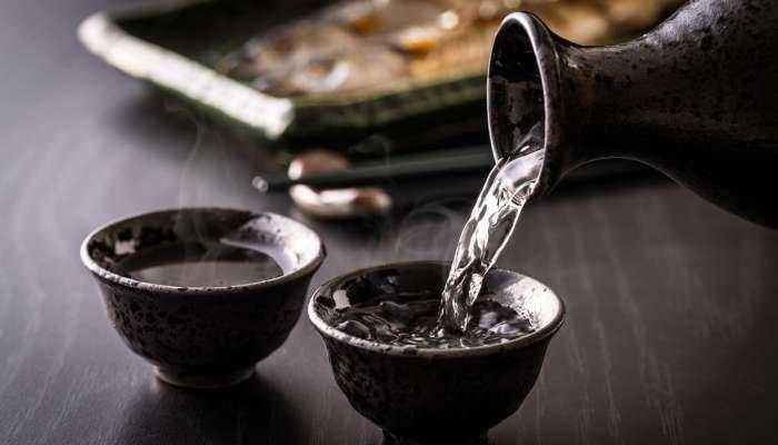 harmonização de comidas e bebidas - sake