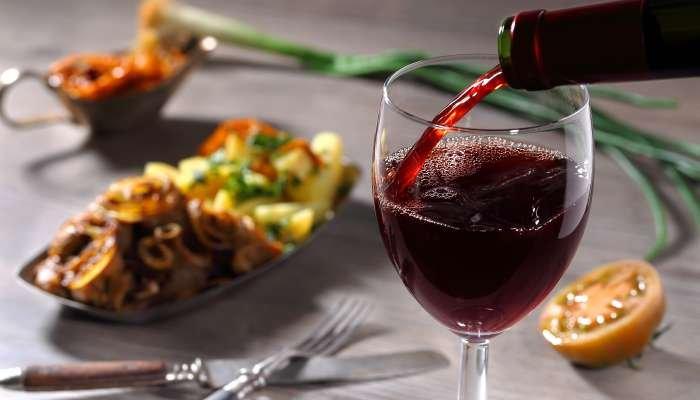 harmonização de comidas e bebidas - vinho e cerveja
