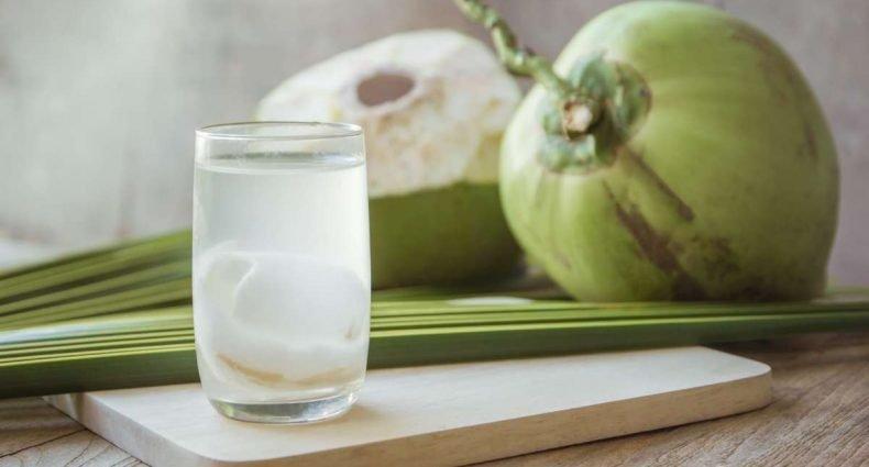 receitas com água de coco - capa